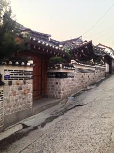 หมู่บ้านโบราณบุกชน ฮันอก